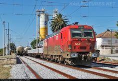RailPictures.Net Photo: CP 4701 Caminhos de Ferro Portugueses Siemens CP 4700 series at Castelo Novo, Portugal by J.C.POMBO