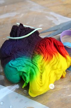 Tie Dye Techniques and Tips #tiedyeyoursummer #michaelsmakers