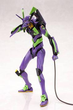 the newest model kit version of #Evangelion Unit 01