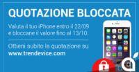 In attesa di iPhone 7? Blocca la quotazione del tuo usato su TrenDevice!