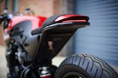 Go look at some of my preferred builds - stylish scrambler ideas like this Cafe Racer Parts, Cafe Racer Seat, Cafe Racer Honda, Cafe Racer Bikes, Triumph Motorcycles, Custom Motorcycles, Custom Bikes, Scrambler Custom, Scrambler Motorcycle