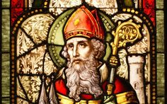 Znalezione obrazy dla zapytania Kildare White Abbey North Transept Window Sacred Heart of Jesus Detai