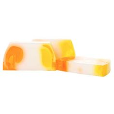 Apricot - Revive your tired body and mind with sweet and fruity apricots.  Our handmade artisan soaps leave your skin feeling smooth, moisturized, and delicately scented.