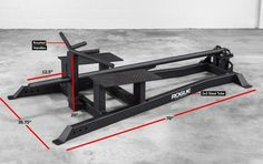 Rogue is a proud manufacturer of The Rogue T Bar Row. Check it out here. Garage Gym, Basement Gym, Home Made Gym, Diy Home Gym, Home Gym Equipment, No Equipment Workout, Fitness Equipment, Basement Finishing Systems, T Bar Row