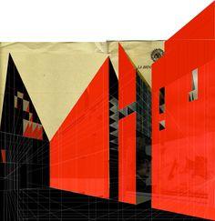 Beniamino Servino. Stendhal Urban Landscape.