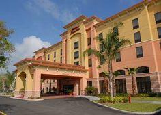 Hampton Inn & Suites Orlando-South Lake Buena Vista Hotel, FL - Hotel Exterior