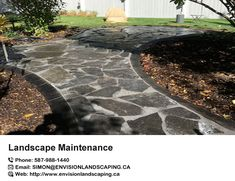 If you're looking for Landscape Design, Landscape Construction or #Landscape #Maintenance, Envision Landscaping is here to make your landscape dreams a reality. We have a team of professional landscape designers & landscaping contractors ready to work for you. http://bit.ly/2IwmVhR