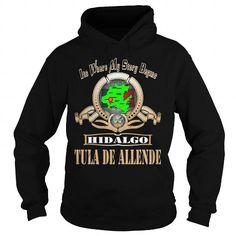 I Love  Tula de Allende Shirts & Tees
