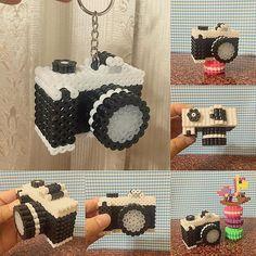 Camera perler beads by starmiti