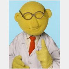 The Inventer, Dr. Bunsen-HoneyDew.