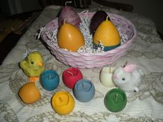 Getting ready for the Easter bunny!