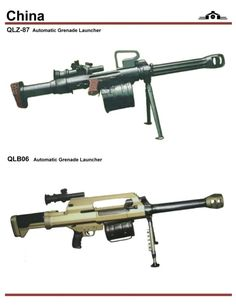 iNFOTHREAD » Weapons and Military - Weapons Identification - Modern Small Arms » 6