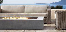 Mendocino Fire Tables | Restoration Hardware