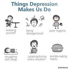 Mental Health Awareness, Depression