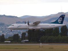 Air New Zealand Link ATR [[MORE]] Type: ATR ATR-72-212A Registration: ZK-MCW Location: Christchurch International Airport Date: 22/12/2013