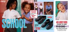 Kids | Clothing, Shoes & Accessories | MRP