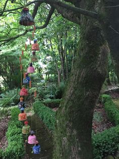 Wind Chimes, Cottages, Outdoor Structures, Garden, Outdoor Decor, Cabins, Garten, Country Homes, Lawn And Garden