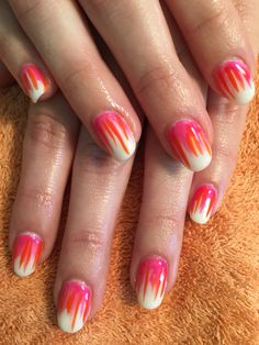 Shellac  by Creative Nail Design Nails by Mindy Liberty, MO 64068 816-914-8987 By appointment only