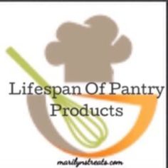 Lifespan of Pantry Products