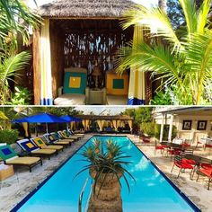 """Rock House Harbor Island Bahamas - """"We had a great dinner at Rock House one night. Their poolside setting is super fun."""""""