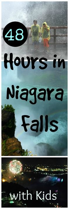 Check out our 48 Hour visit to Niagara Falls with kids as part of our summer road trip around New York State.Fun at the falls!