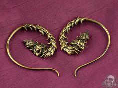 Brass Surya weights