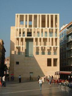 Murcia City Hall, by Rafael Moneo