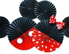 más y más manualidades: 10 ideas para que tu fiesta de minnie sea todo un éxito