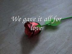 Michael Bolton - All for Love (edited by me) - YouTube