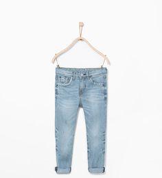 Jeans with pockets from Zara Boys