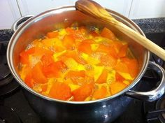 Posts about Portuguese sweets written by citizenkin Pumpkin Recipes, Portuguese, Thai Red Curry, Cantaloupe, Sweets, Fruit, Cooking, Ethnic Recipes, Food