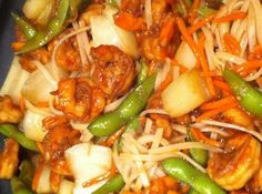 Shrimp Lo Mein Recipe from The Chinese Kitchen