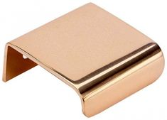Edge Pull Lip -Polished Copper in the group Kitchen & Furniture Handles / Copper at BeslagOnline (343452-11)