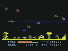 Texas Instrument Parsec. One of my favorite games ever!