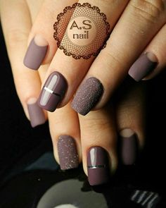 Here are some hot nail art designs that you will definitely love and you can make your own. You'll be in love with your nails on a daily basis. Great Nails, Fabulous Nails, Perfect Nails, Gorgeous Nails, Beautiful Nail Designs, Cute Nail Designs, Simple Fall Nails, Art Simple, Bridal Nail Art