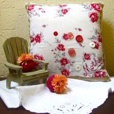 Pillows in Home Decor - Etsy Vintage
