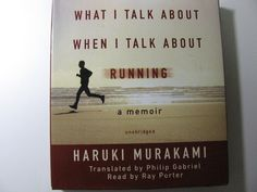 Mr.Murakami's thoughts on the long-distance running he has engaged in for much of his adult life.