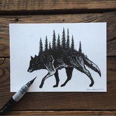 amazing artwork had to repost by sam Larson