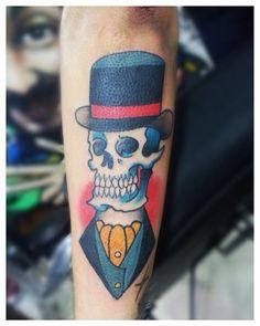 Gentleman Skull by Pablo Henrique