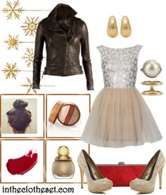 What to wear to a holiday party - 2012 edition!
