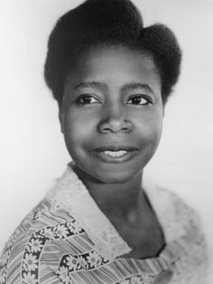 "Thelma ""Butterfly"" McQueen (January 7, 1911 – December 22, 1995) was originally a dancer. At the age of the 28 McQueen first appeared as Prissy, Scarlett O'Hara's maid in the 1939 film Gone with the Wind, then continued as an actress in film in the 1940s, then moving to television acting in the 1950s."