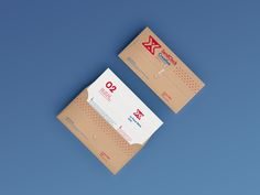 Envelope Design Vol.2 is an item designed in Stationary Design Vol.2 project which include Business Card, Document and Envelope.