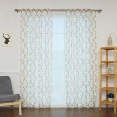 Found it at Wayfair - Single Curtain Panel