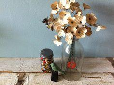 DIY Paper Flowers from Julie Lynn Design