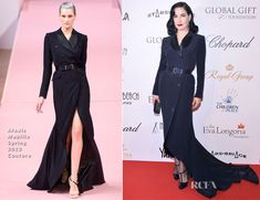 Dita von Teese In Alexis Mabille Couture – 'Global Gift Gala' 2013