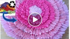 DIY Floor rug made with recycled clothes. Durable &Washable-- depends on the type of material you are using.I recommend gentle warm water cycle or gentle hand wash. To watch more recycling ideas just check out the video list in my channel. Please leave a