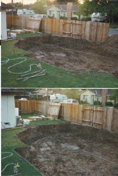How To Make an Above Ground Pool Into an In-Ground Pool
