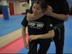 Essential Self-Defense Tips: Choke Hold Releases - YouTube