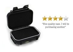 Great review on our GPS tracker magnetic case and stash box. Some people believe there is no such thing as a 5-star review, but it's definitely a 5-star comment! http://www.amazon.com/gp/customer-reviews/R4FTYUGVJQOW2