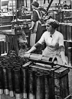 Today in 1915 an article in The Times reported that British defeats on the Western Front were being caused by a shortage of artillery shells. The so called 'shell crisis' that ensued forced the Liberal government to give way to a coalition and prompted the creation of a Ministry of Munitions headed up by Lloyd George.